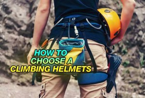 How To Choose A Climbing Helmet