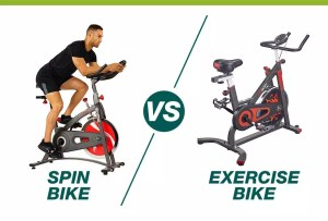 Spin Bike vs Exercise Bike – Which One To Choose?