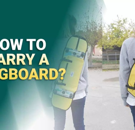 How to Carry a Longboard?