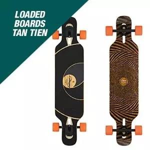 Loaded Boards Tan Tien Bamboo Longboard