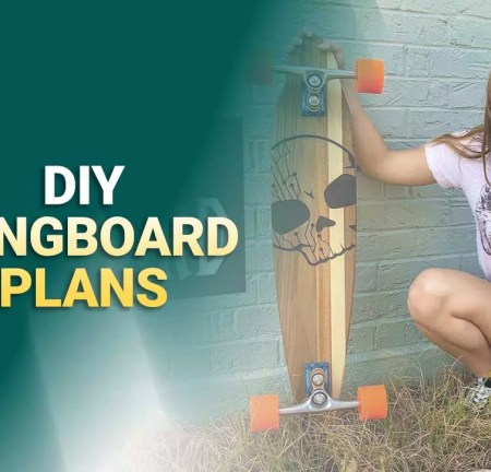 10 DIY Longboard Plans: You Can Also Make Your Own Longboard
