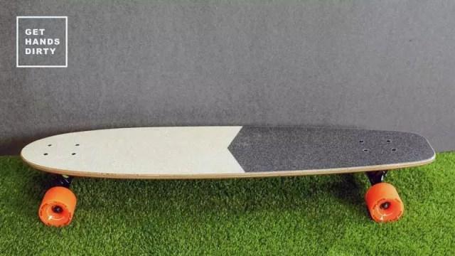 Flat Style Longboard