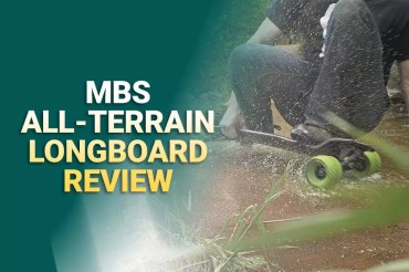 MBS All Terrain Longboard Review: A Worthy Review