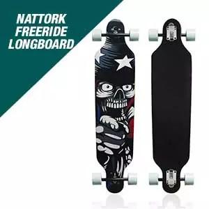 Nattork 42 inch Longboard