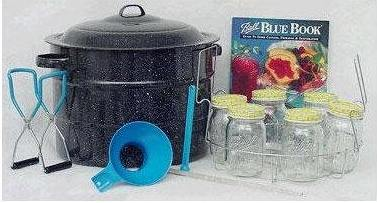 Ball home canning kit