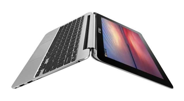 "ASUS C100PA-DB02 10.1"" touch Chromebook flip best laptops"