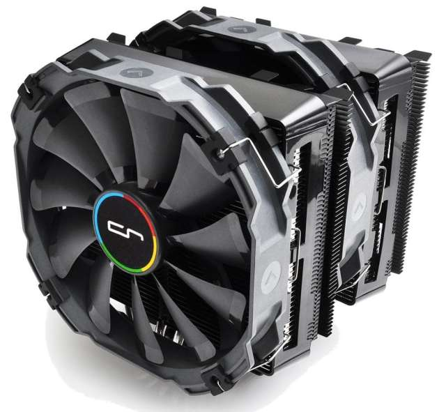 Cpu Air Cooler : Best cpu cooler top liquid and air coolers fans