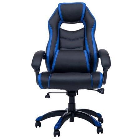 Merax High Back Spacious Racing Style Swivel Gaming Chair