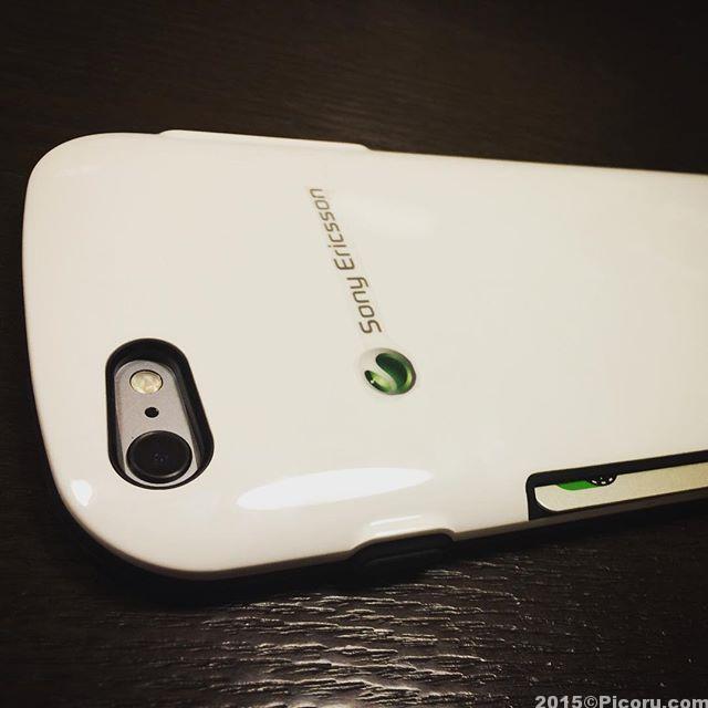 iPhone6S Plusカバー到着!ちょっとさみしいので小細工(^_^;)