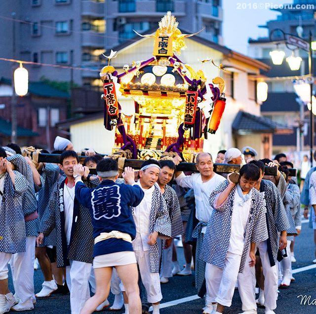 今日は与野夏祭り!ちょっと雨降りだったけど小雨で良かった〜明日もあります!