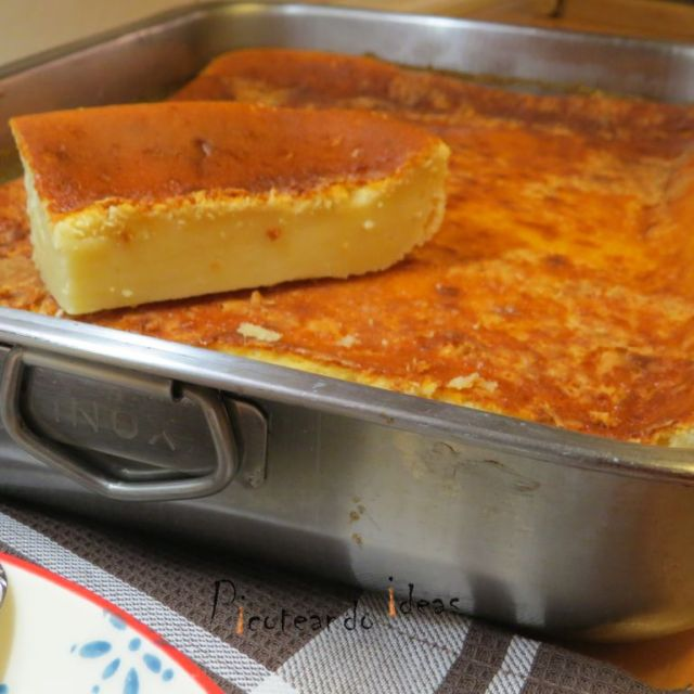 bizcocho de queso