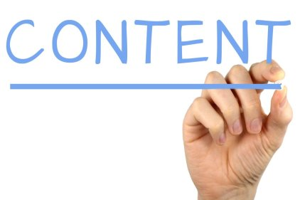 Write More Content