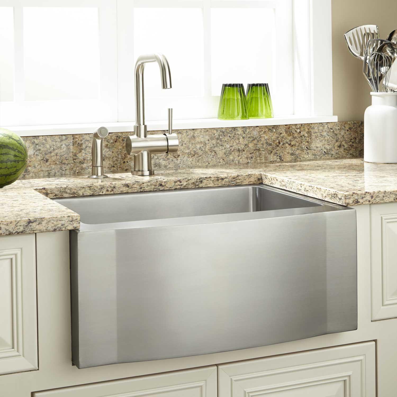 Modern Farmhouse Kitchen Sink Ideas For Your Home   Design ... on Farmhouse Kitchen Sink Ideas  id=39221