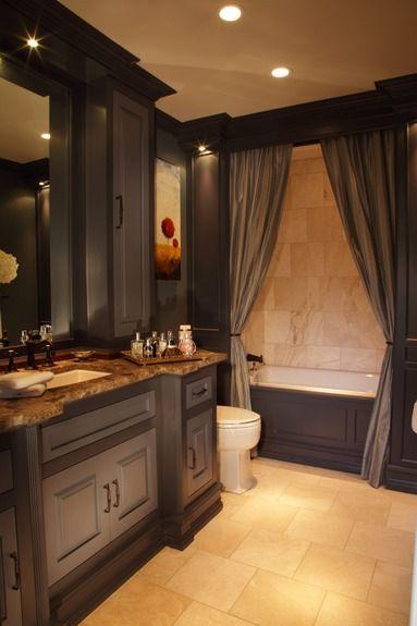 bathroom shower curtain decor ideas