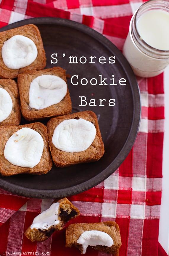 smorescookiebars