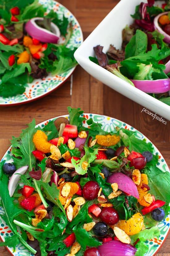 spinachsalad