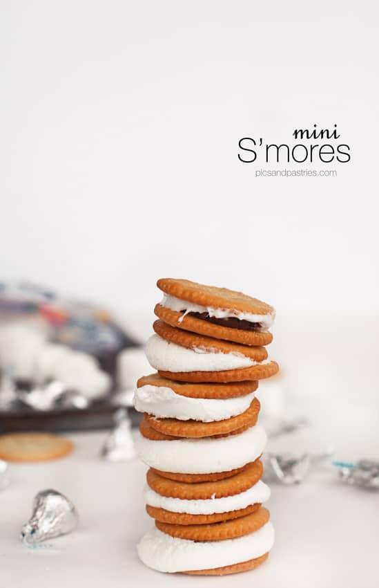 mini S'mores