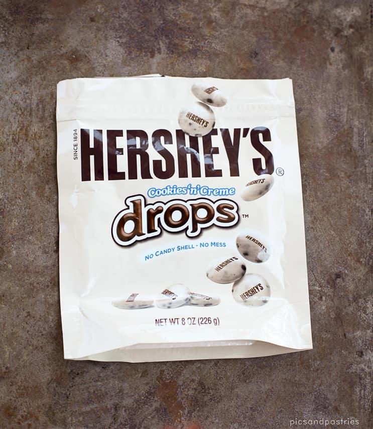 hershey'scookiesandcreamdrops