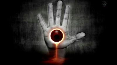 eye in hand