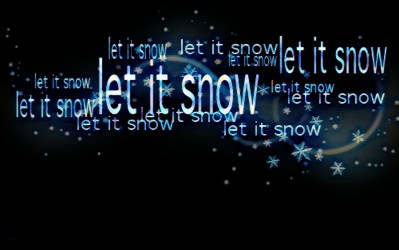 Let it Snow - Background