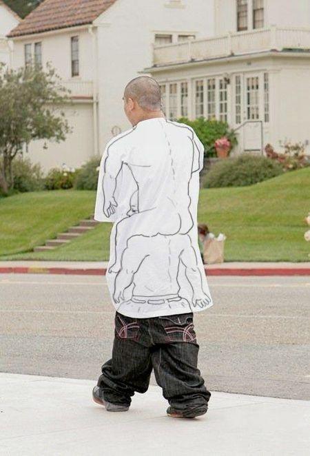 gangsta pants