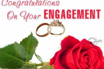 Engagement Greetings
