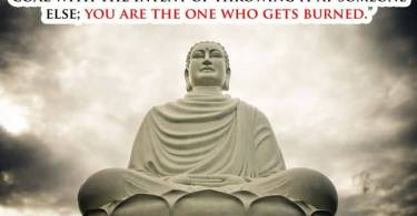Buddha Anger Quotes