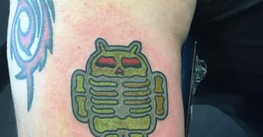 Android Tattoos