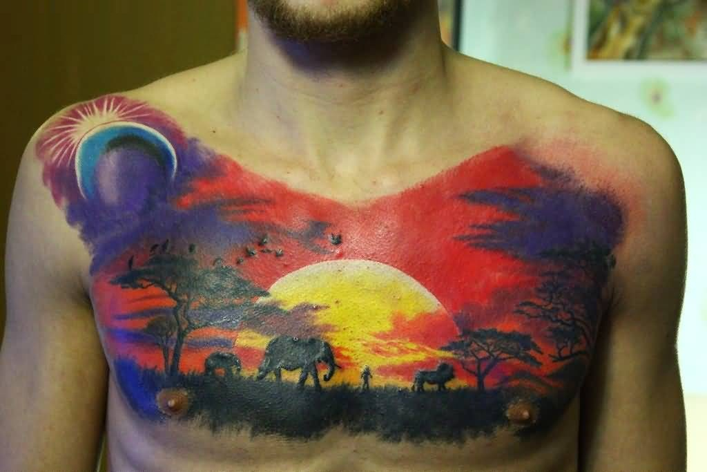 African Tattoo