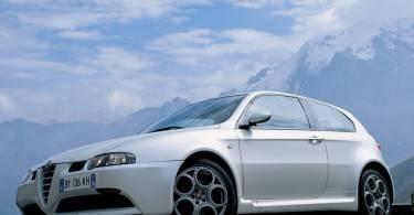 Alfa Romeo 147 GTA Car