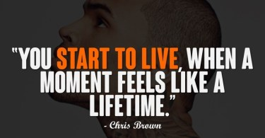 Chris Brown Quotes Sayings 09