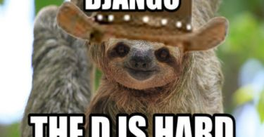 Sloth Rape Meme