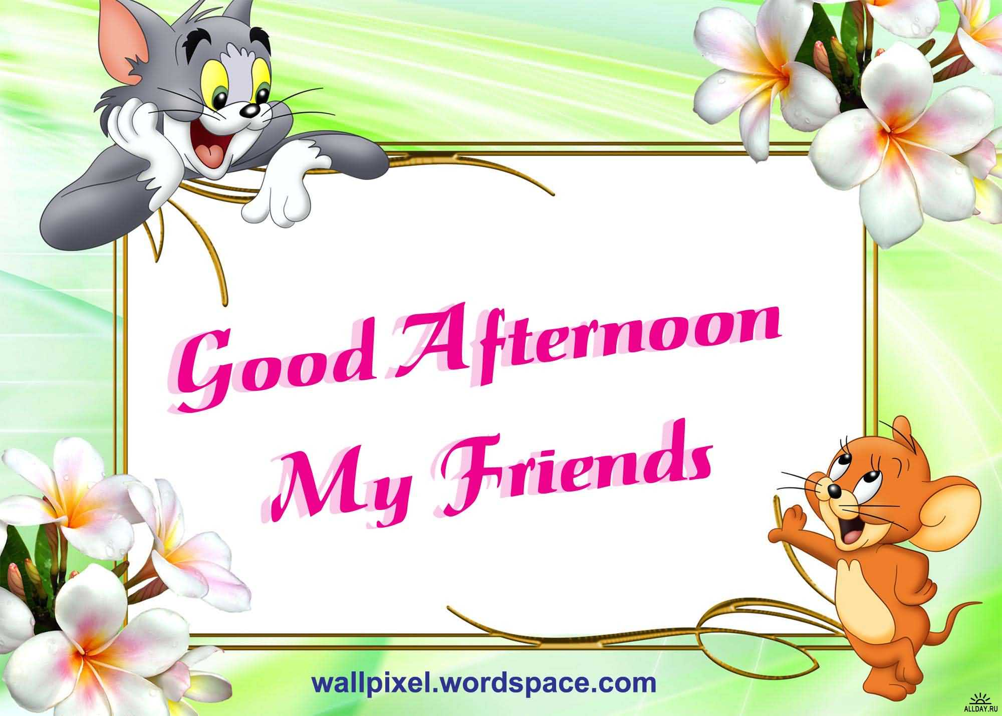 Good Afternoon Wishes