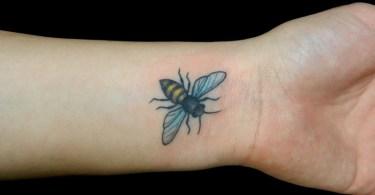 Bumblebee Tattoo