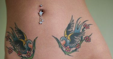 Belly Tattoo