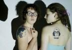 Terrific Friendship Tattoo Design For Women
