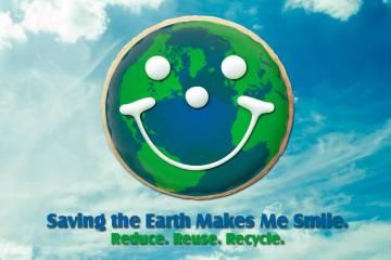 Earth Day Sayings saving the earth makes me smiles