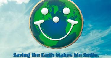 Earth Day Sayings saving the earth makes me smiles