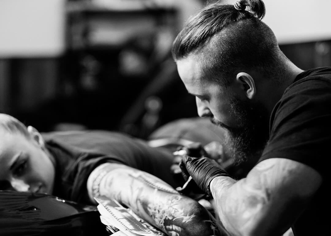 Artist Damian Gorski Tattoos