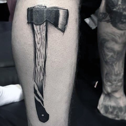 Axe Tattoos 0042