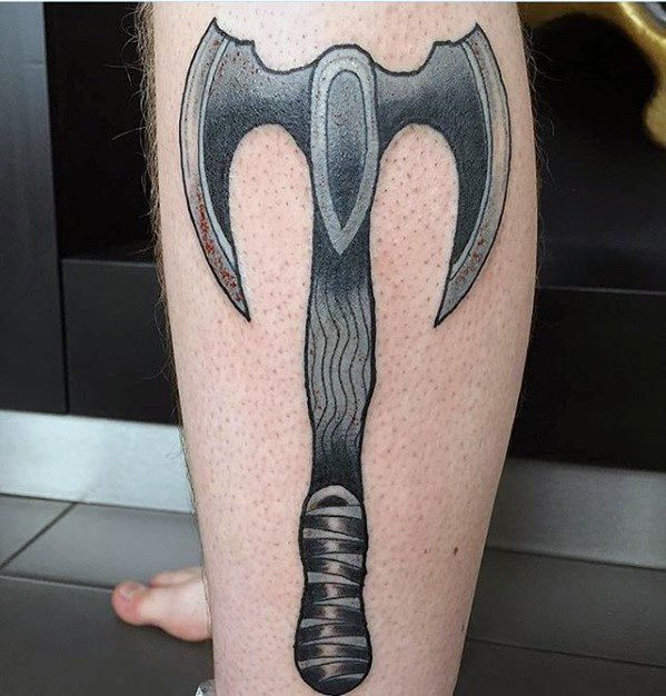 Axe Tattoos 0044