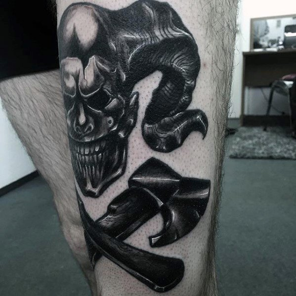 Axe Tattoos 0068