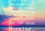 Best slogans Good Morning Love Quotes