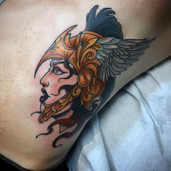 Valkyrie Tattoos Designs & Idea For Men's And Women's 0022