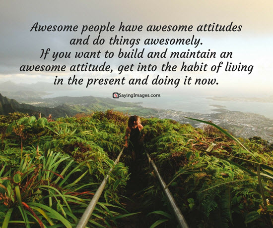Awesome Quotes awesome people have awesome attitudes