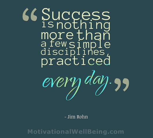 Awesome Quotes success is nothing more than a few