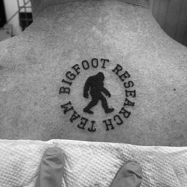 Bigfoot Tattoos 0226