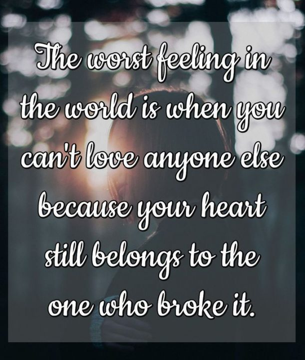 Broken Hearted quotes 14