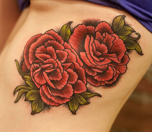 Carnation Tattoos