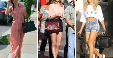 Celebrity Fashion Outfit Styles